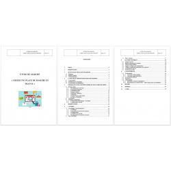 Etude de marché Marketplace pdf