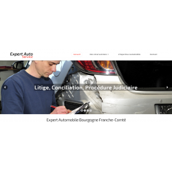 Site Internet Expertise Automobile
