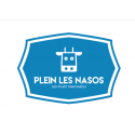Logo Plein les nasos