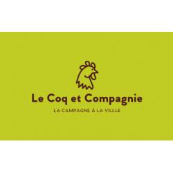 Logo Le coq et Compagnie