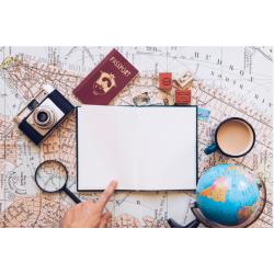 Projet complet Startup de carnet de voyage mobile