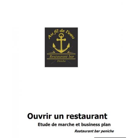 Ouvrir un restaurant flottant